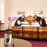 Hotel Stefanie, hôtel à Vienne