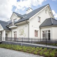 Dworek nad Rozlewiskiem – hotel w mieście Olkusz