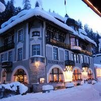 Hotel Villa Post, hotel in Vulpera