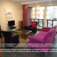 Residentie Delta, hotel a Koksijde