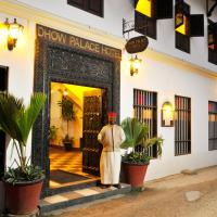 Dhow Palace Hotel, hotel in Zanzibar City