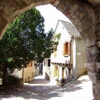 Chambre d'Hotes de la Bastide de Najac, hôtel à Najac