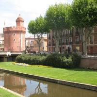 Hotel De France, hôtel à Perpignan