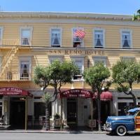 San Remo Hotel, hotel in North Beach, San Francisco