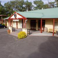 Sanctuary House Resort Motel, hotel em Healesville