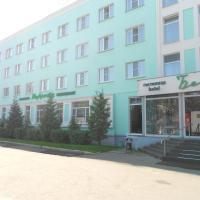 Гостиница Березка, отель в Вышнем Волочке