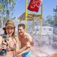 BIG4 Howard Springs Holiday Park, hotel em Darwin