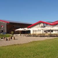 博德霍夫農家樂,Hemishofen的飯店