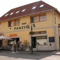 Huli Panzio, hotel Tokajban