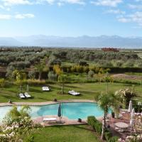 Riad Al Mendili Kasbah Private Resort & Spa, hôtel à Had Abdallah Rhiat
