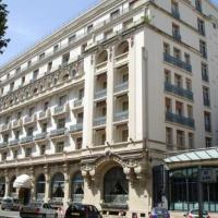 Hôtel Aletti Palace, hotel in Vichy