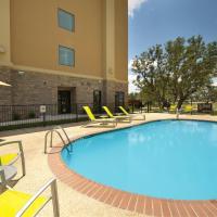 Hampton Inn Uvalde, hotel in Uvalde