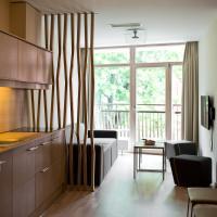 Amberton Green Apartments Palanga, hotel in Palanga