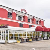 Hotel Zephyr - Plovanija, hotel v Bujah