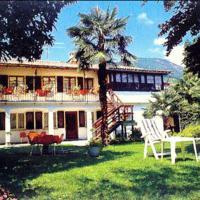 Garni Molinazzo, отель рядом с аэропортом Региональный аэропорт Лугано - LUG в городе Аньо
