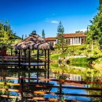 Encantos do Vale Pousada e SPA Cultural, hotel in Bueno Brandão