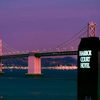 Harbor Court Hotel, hotel in Embarcadero (North Waterfront), San Francisco
