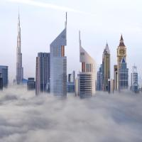 Jumeirah Emirates Towers, hotel in Sheikh Zayed Road, Dubai
