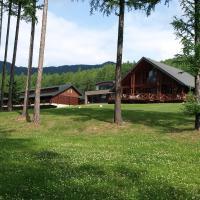 Log Hotel Larch Lake Kanayama