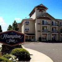Hampton Inn Ukiah, hotel in Ukiah