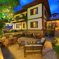 Lalehan Hotel, отель в городе Амасья