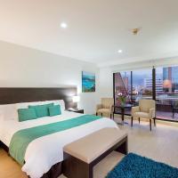 Hotel Parque 97 Suites, hotel en Bogotá