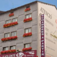 Hotel Les Neus, отель в Пас-де-ла-Каса