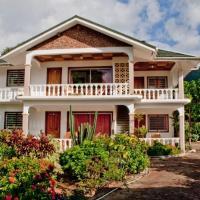 Villa de Roses, hotel in Beau Vallon