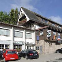 Hotel Bellevue, hotel in St. Blasien