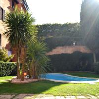Monolocale con piscina a Trastevere