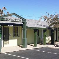El Portal Motel, hotel in Beatty