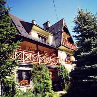 Willa Anna, hotel in Kościelisko