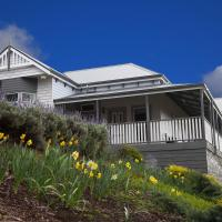 House on the Hill Bed and Breakfast, hotel em Huonville