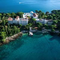 Island Hotel Katarina, hotel in Rovinj