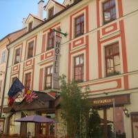 Hotel Barbarossa, hotel in Cheb