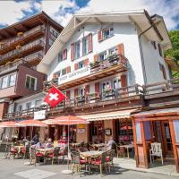Eiger Guesthouse, hotel in Mürren