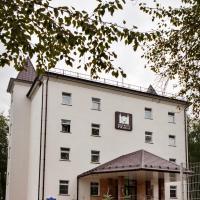 Парк отель Прага, отель в Тюмени