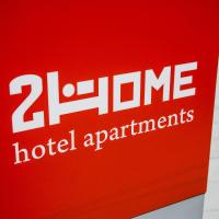 2Home Hotel Apartments, hotell i Solna