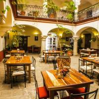 Parador San Agustin, отель в городе Оахака-де-Хуарес