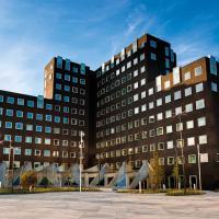 Wakeup Copenhagen - Carsten Niebuhrs Gade, hotel en Copenhague
