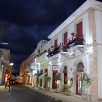Viesnīca Kiniras Traditional Hotel & Restaurant pilsētā Pafa