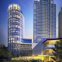 Hotel Ciputra World Surabaya managed by Swiss-Belhotel International, отель в Сурабае