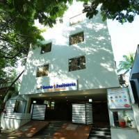 Season 4 Residences -Thiruvanmiyur (Near Tidel park and Apollo Proton cancer center), hotel en Chennai