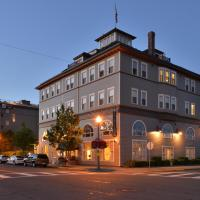 Majestic Inn and Spa, hotel in Anacortes