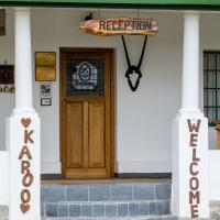 Olive Grove Guest Farm, hotel in Beaufort West
