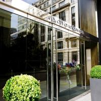 Apex City Of London Hotel, hotel in Tower Hill, London