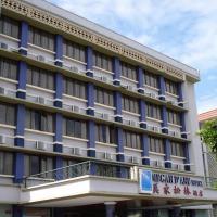 Megah D'aru Hotel, hotel v destinácii Kota Kinabalu