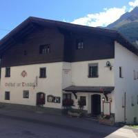 Gasthof zur Traube, Hotel in Pettneu am Arlberg