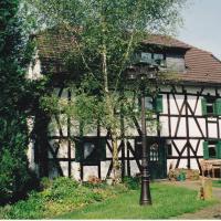 Historisches Haus Unkelbach, отель в городе Irlenborn