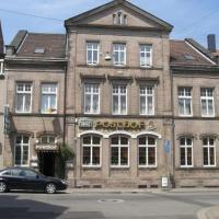 Hotel Posthof, отель в городе Санкт-Вендель